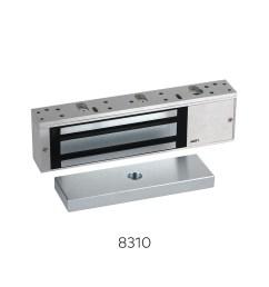 8310 multimag electromagnetic locks rci ead [ 1200 x 1200 Pixel ]