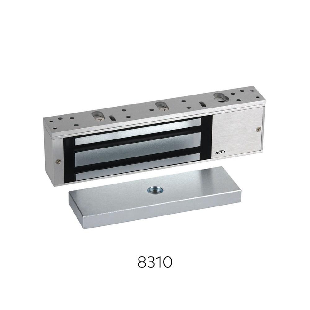 medium resolution of 8310 multimag electromagnetic locks rci ead