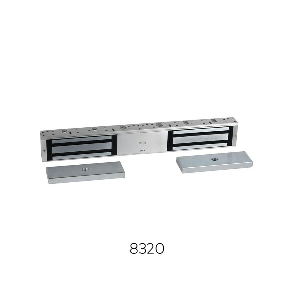 medium resolution of 8320 multimag electromagnetic locks rci ead
