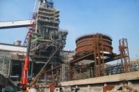 China Steel blast furnace replacement, Taiwan, using ...