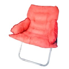 Cheap Dorm Chairs Orthopedic High Seat Chair For The Elderly Or Infirm Extra Furniture - College Club Plush & Tall Ugly Red ...