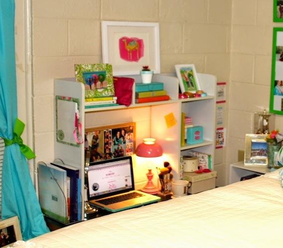 Desk Shelves For Dorm  Thechurchoffashion