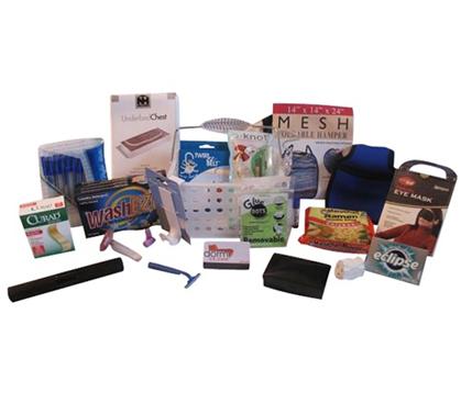 College Survival Kit  Dorm room items high school
