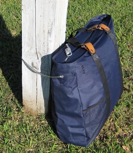 KYSS Bag Locking safe College Bag  College dorm room