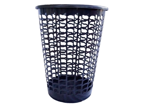 Tall Round Laundry Hamper  Black College Wash Clothes Laundry Supplies Cheap Basket Essentials List