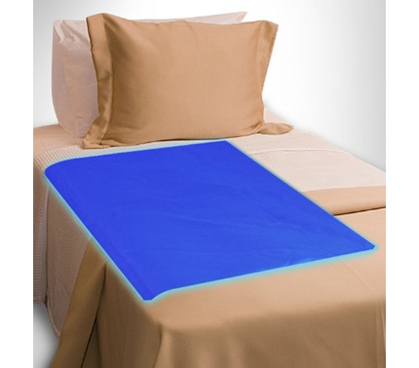 Sleep Cool Gel Bed Pad Topper Dorm Twin Xl Bedding Supplies College Accessories