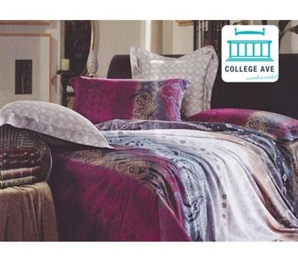 Riley Twin XL Comforter Set  College Ave Designer Series