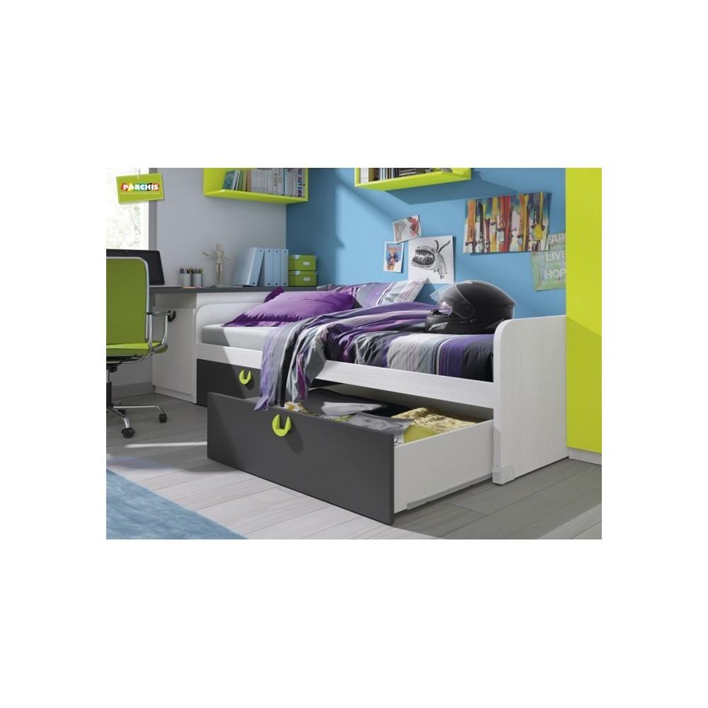 Dormitorio Cama Nido Valverde  Camas NIdo Juveniles