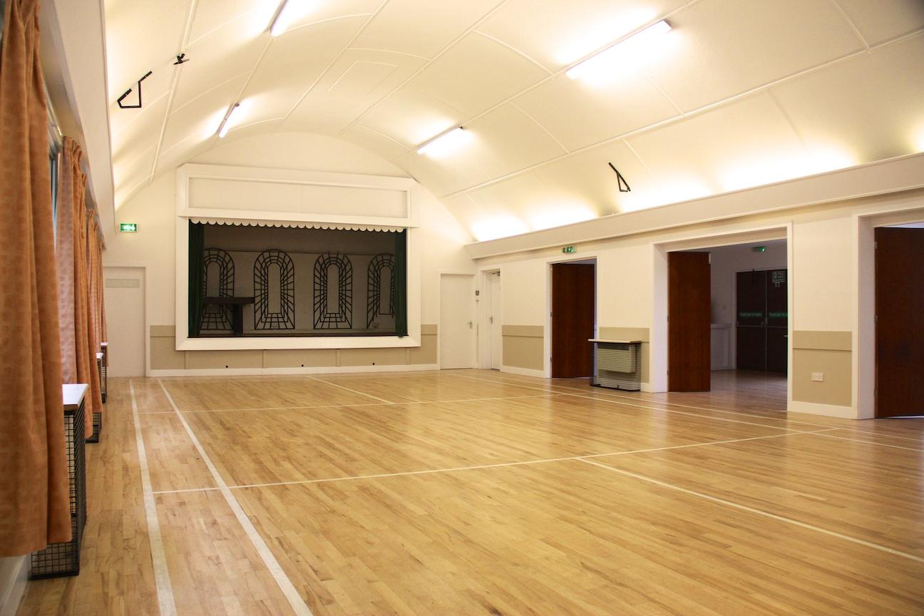 THE HALL  Dorney Village Hall