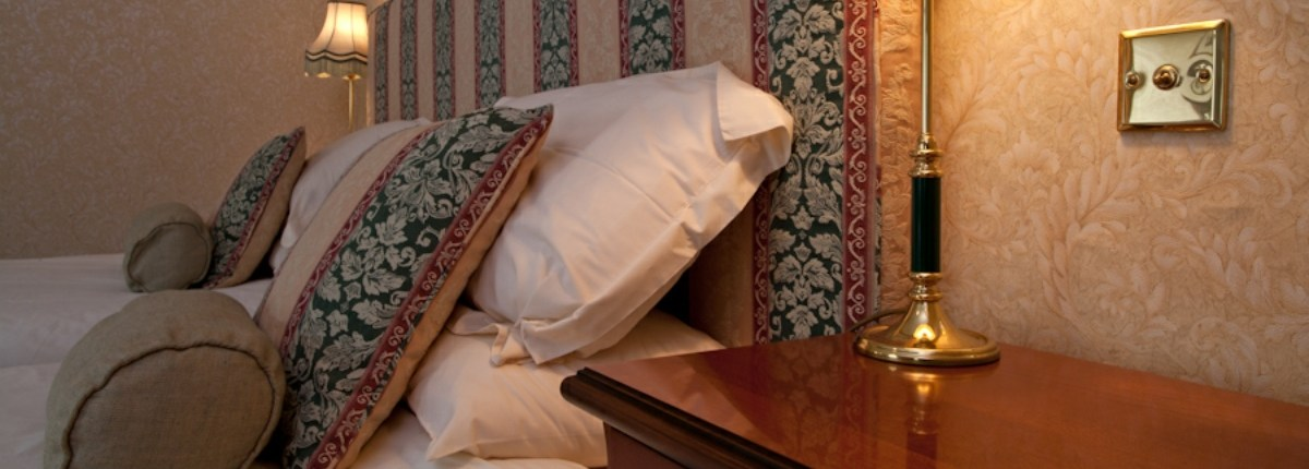 Twin Beds in B&B
