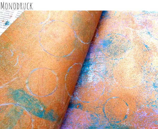 Monodruck auf Papier | www.dorokaiser.online.de