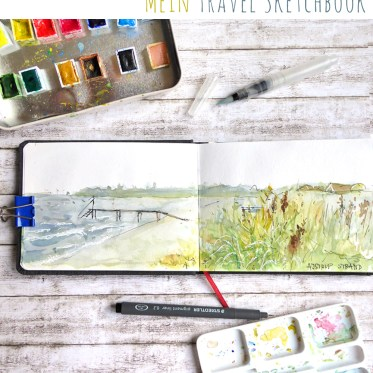Travel Sketchbook | www.dorokaiser.online.de