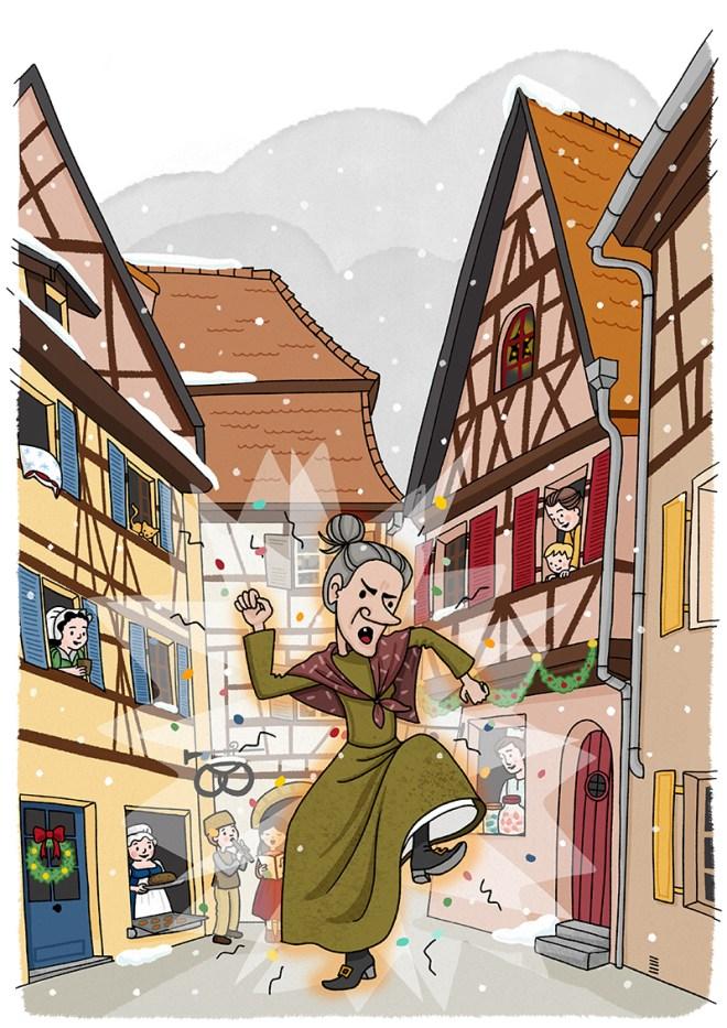 Illustrationen Märchensammlung