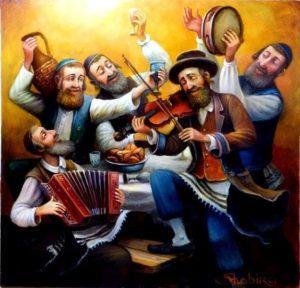 חסידי/יהודי