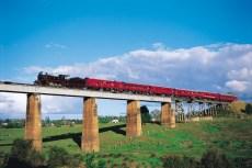 032121 Gympie Valley Rattler Steam Train