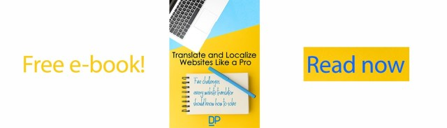 Translate and localize websites like a pro