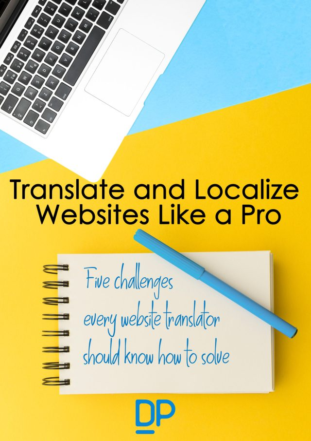 Ebook on website localization