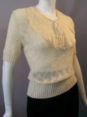 30s sweater