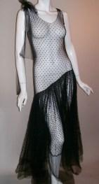 20s dress flapper dress vintage dress