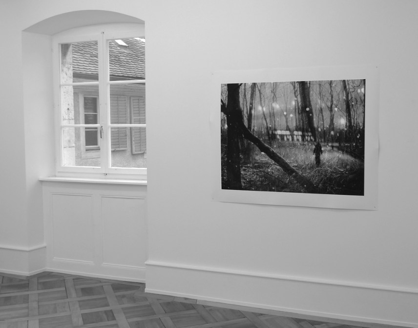 Ausstellungsansicht Maison Turberg, Porrentruy, 2011