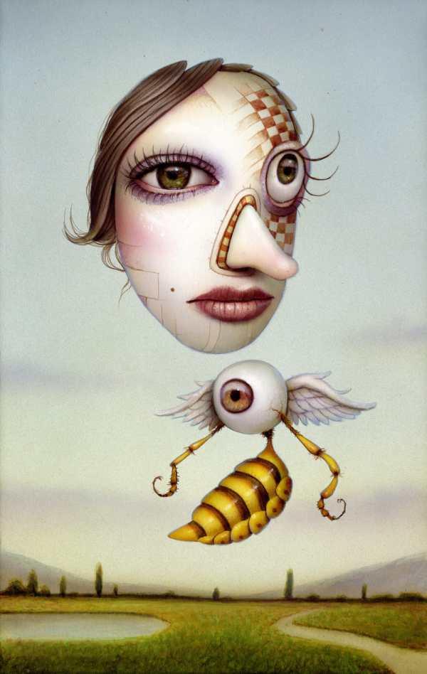 Surrealism Art Naoto Hattori