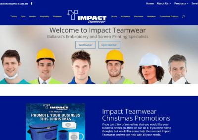 Impact Teamwear