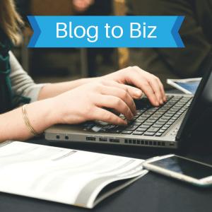Blog to Biz in 21 Days