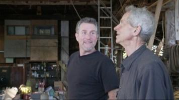 Tony smiling at Ted-screenshot