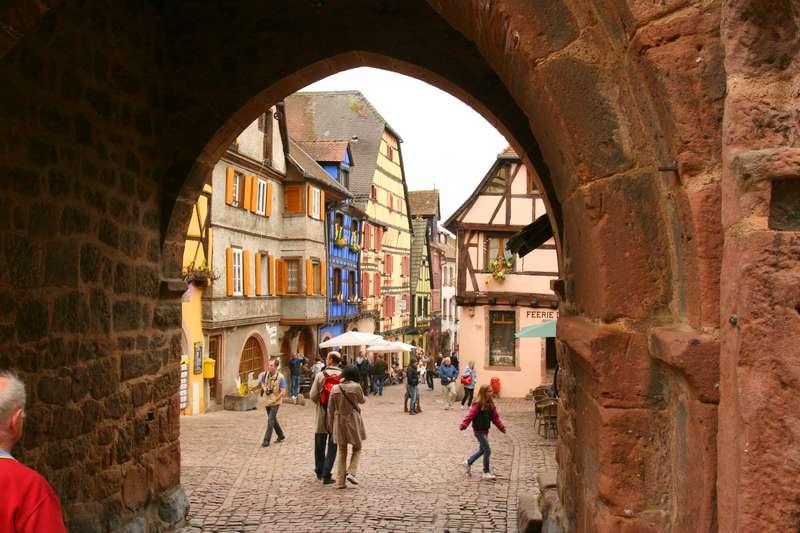 De mooiste dorpen van de Elzas