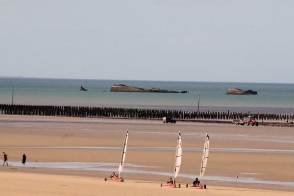 normandie-d-day-invasie-landingsstrand-utah-oesters