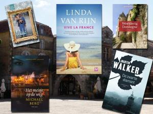 Boeken over de Dordogne