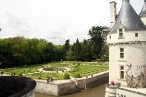 De renaissance tuin van Diana de Poitiers