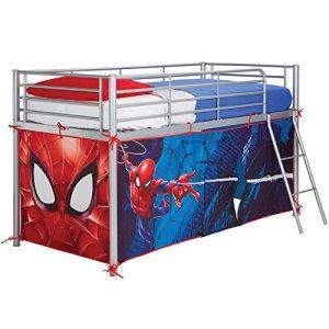 Spider Man-500SDI Tente pour lit surélevé