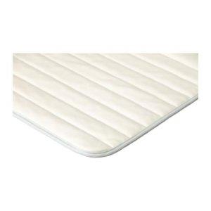 IKEA VYSSA TULTA – Surmatelas, blanc – 60×120 cm
