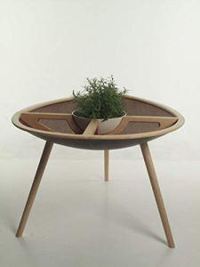 philipp von hase Table en Bois d'érable de SpireSpire Maple Holztisch