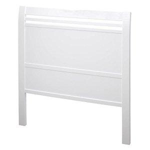 Bainba Tête de lit Ailes, 105 cm, Blanc
