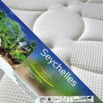 AltoBuy Seychelles – Pack Matelas + Lattes 140×190 + Pieds