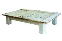 Barn Door Coffee Table - Dorset Custom Furniture