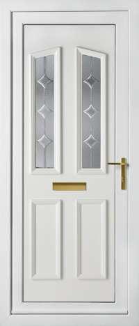 PVC DOORS AND DECORATIVE PANELS - Dorset Windows Ltd