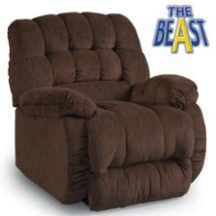 Big Mans Chair Replacement Cushions For Patio Chairs Best Roscoe Beast Recliner Durable