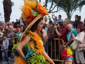 Flower festival in Funchal
