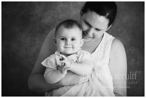 Mum with baby photography