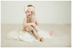 Specialist baby studio photographer