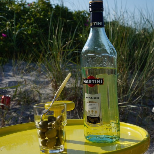 Martini - husets siganturdrink