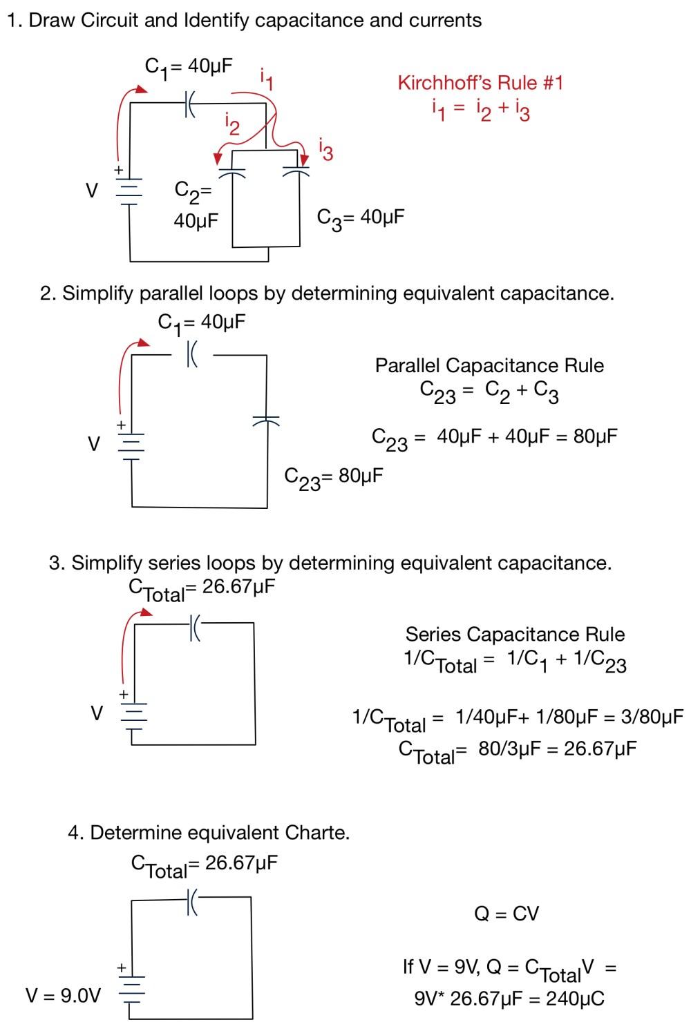 medium resolution of resistor and capacitance circuits
