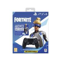 Sony Dualshock 4 V2 Black + Fortnite Bundle