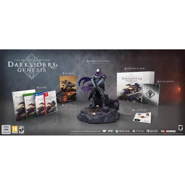 Darksiders Genesis Nephilim Edition Xbox One