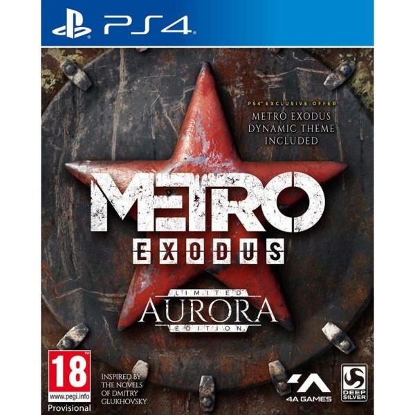 Metro Exodus - Aurora Limited Edition PS4