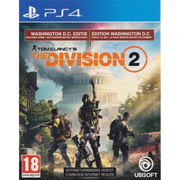 Tom Clancy's The Division 2: Washington D.C Edition PS4