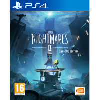 Little Nightmares II Day One Edition PS4